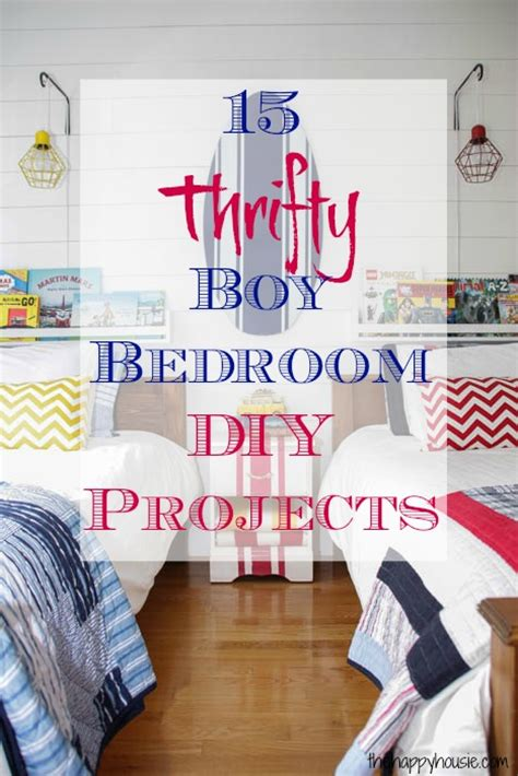Happy Home Diy Project Tutorials Boy Bedroom Diy Projects Source Guide Budget The Happy Housie