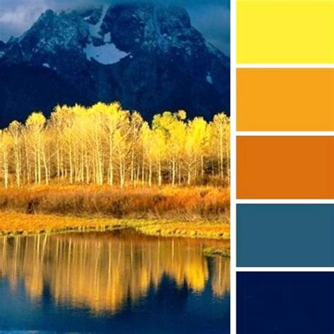 blue and yellow color scheme 33 orange color schemes inspiring ideas for modern