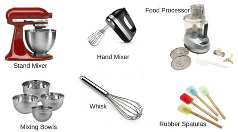 Baking Tools   12 Must Have Plus 8 More   Weatheredfifties