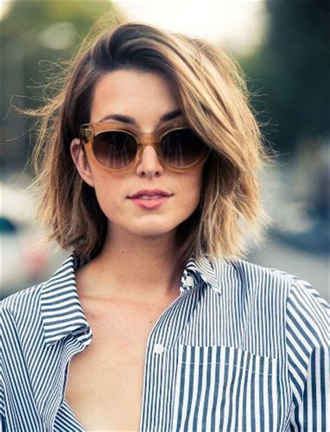 is a bob haircut for a small face 25 best ideas about round face hairstyles on pinterest