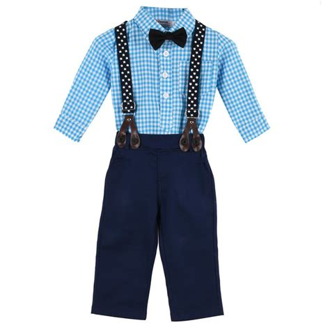 2pcs Baby Boy Clothes 2pcs newborn baby boy infant overalls t shirt