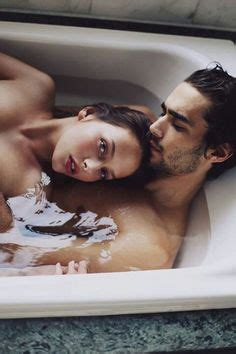 making love in a bathtub romantic