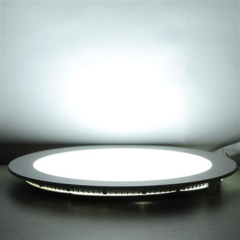 led flat panel ceiling lights 9 12 18w led round recessed ceiling flat panel down light