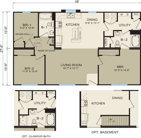 michigan home builders floor plans michigan modular homes 3655 prices floor plans
