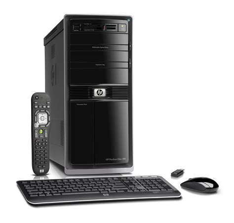 Hp Desk Top Computers Ces 2010 Hp Desktops And Workstations