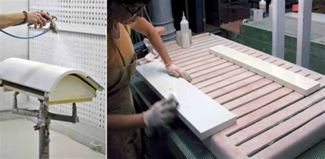 kitchen cabinet manufacturing quality the manufacturing of snaidero s lacquer kitchen cabinet doors 03 05 2013 12