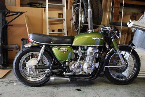 Motorrad Honda 750 Four by Honda Cb 750 Four Rods Motorr 228 Der