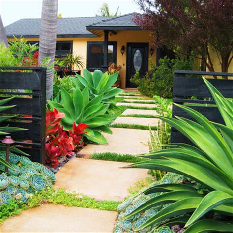 front yard landscaping southern california makeover front lawn ideas sunset