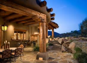 Southwest Backyard Designs Organic Southwest Southwestern Patio Phoenix By