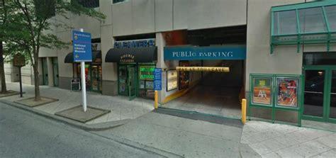 The Garage Philadelphia by Bourse Garage At 42 South 4th St Philadelphia Parking