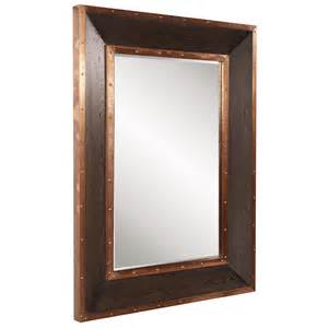 Design Ideas For Howard Elliott Mirrors Blaze Rectangular Mirror Howard Elliott Metropolitandecor