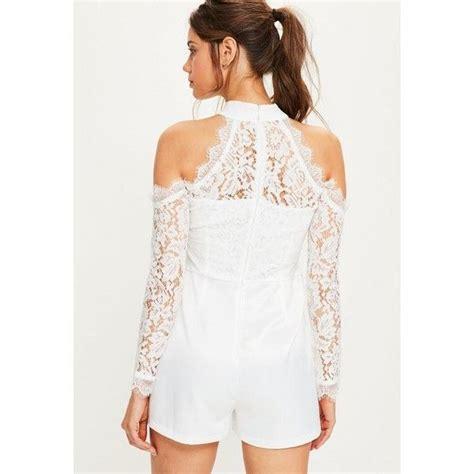 Lace Top Romper best 25 white lace romper ideas on lace