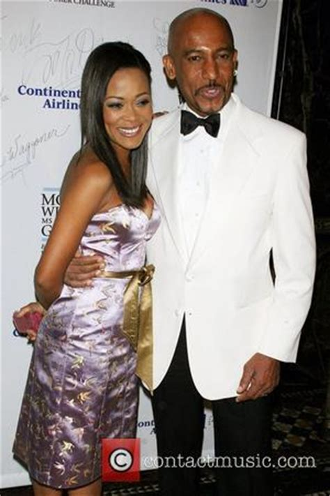 Montel Williams A Married by Givens Regrets Marriage To Tyson Contactmusic