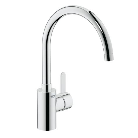 grohe eurosmart cosmopolitan single lever kitchen mixer 1