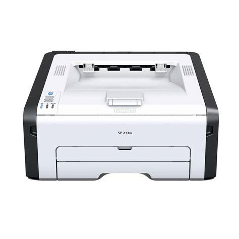 Printer Laser Ricoh ricoh sp 213snw laser printer copyfaxes