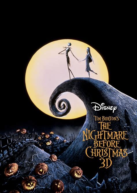 select theaters to show nightmare before christmas this
