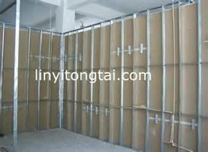Light Gauge Steel Framing Galvanized Steel Drywall Stud And Track Steel Frame Metal