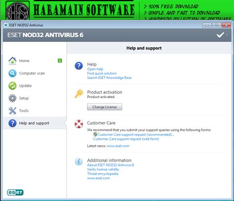 free download full version of antivirus nod32 free download eset nod32 antivirus 6 full version with