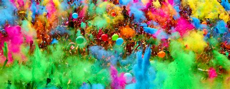 how is in color baltimore s 2016 5k color run