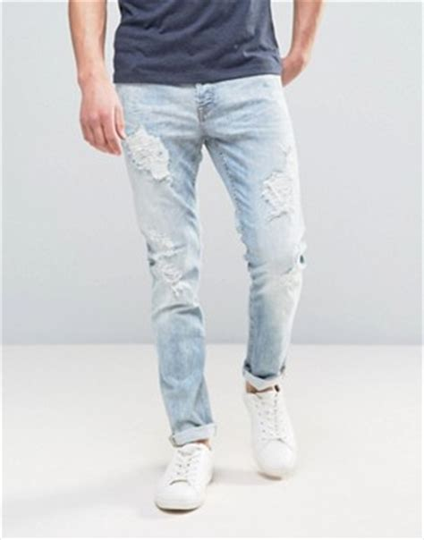 Celana Denim Ripped Only Light Blue ripped for destroyed distressed asos