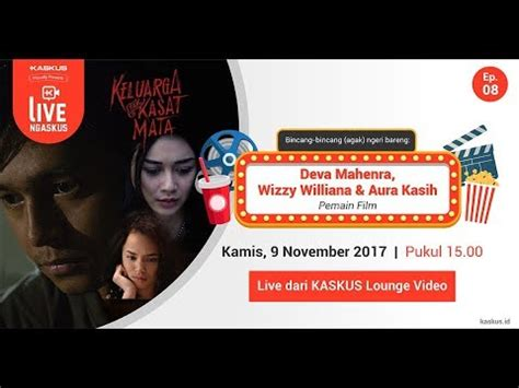film keluarga tak kasat mata vs mata batin live ngaskus episode 8 aura kasih deva mahenra wizzy
