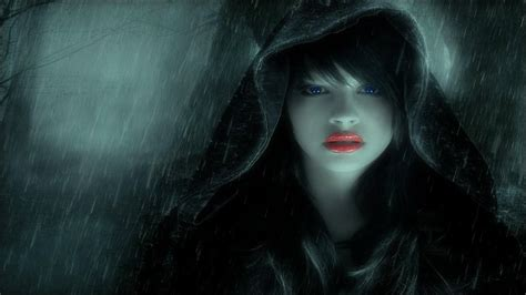 wallpaper girl dark dark fantasy girl full hd wallpaper and background image