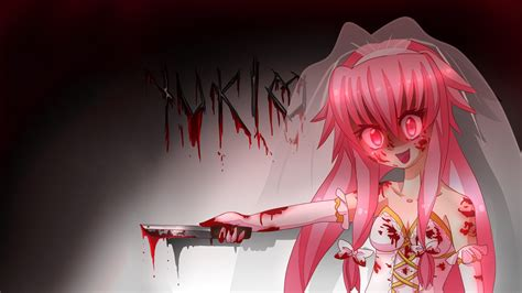 wallpaper hd anime mirai nikki mirai nikki anime hd backgrounds downloads for tablets