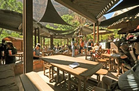 Zion Lodge Dining Room zion lodge dining room zion np utah usa picture of