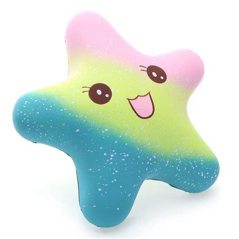 vlo squishy starfish luminous glow in rising original packaging collection gift