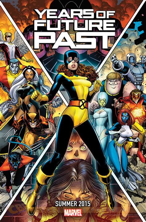 Comic Books In Wars X all new now secret wars summer 2015 marvel then years of future past