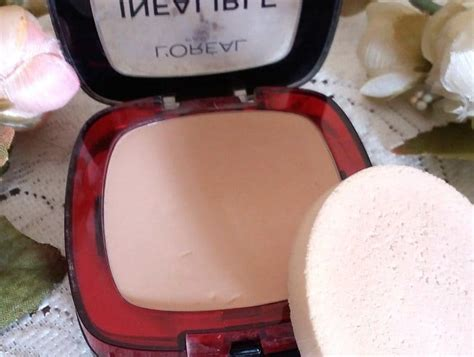 L Oreal Infallible Powder l oreal infallible 24 hour compact powder foundation