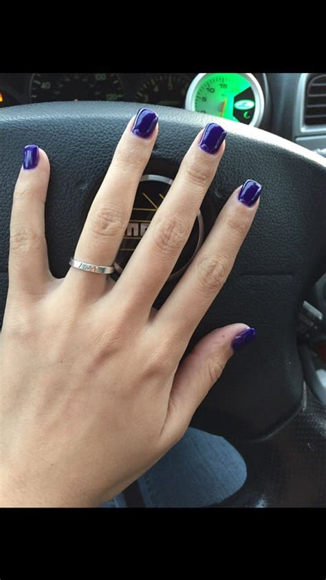 best color for super short nails super short acrylic nails with gel color yelp