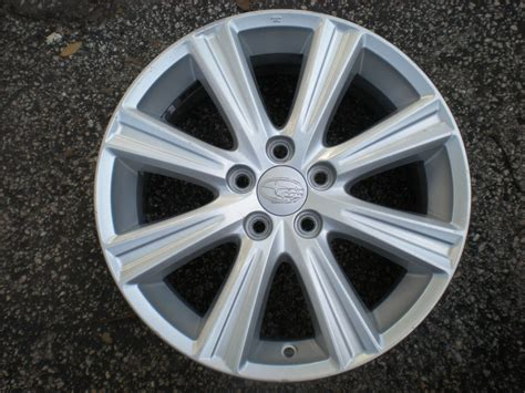 subaru factory wheels subaru impreza 10 13 rim wheel factory oem used alloy