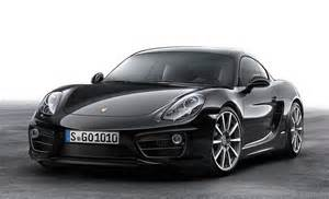 lastcarnews official 2016 porsche cayman black edition
