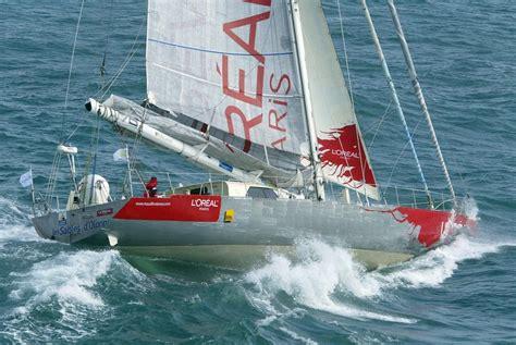 monohull boat 2001 gilles vaton gamelin aluminium monohull sail boat for
