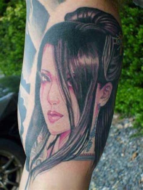 tattoo chinese geisha 25 striking geisha tattoos designs