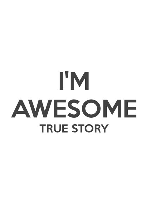 this is awesome i m i m awesome true story poster barney keep calm o matic