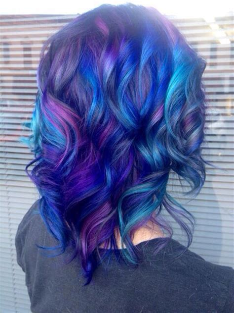 pattern hair color i love this color pattern hair dye ideas pinterest