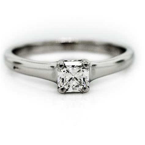 Tiffany & Co. Lucida Diamond Ring   Claude Morady Estate Jewelry