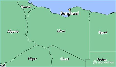 locate germany on world map where is benghazi libya benghazi banghazi map