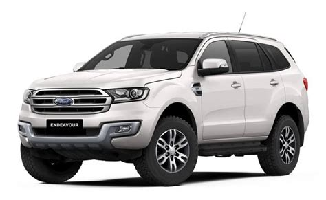 Ford Endeavour Price in India, Images, Mileage, Features