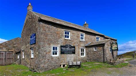 Tan Hill Inn Highest Pub in Britain
