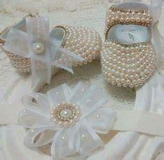 decorar zapatos con perlas zapatos de perla a crochet hecho por kimberley creaciones