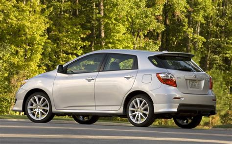 Toyota Matrix Xrs Toyota Matrix Xrs 2005