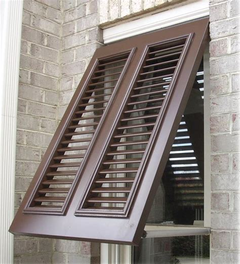 outside window coverings outdoor window trim ideas outdoortheme
