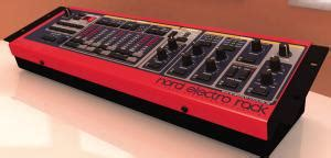 Nord Rack 3 by Nord Electro Rack Version For Namm Clavia Is Shipping