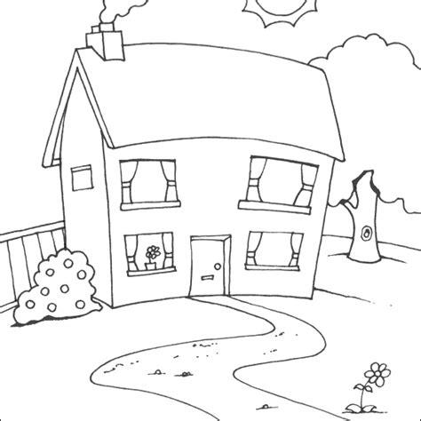 house coloring pages pdf dibujos de casas para imprimir y colorear colorear im 225 genes