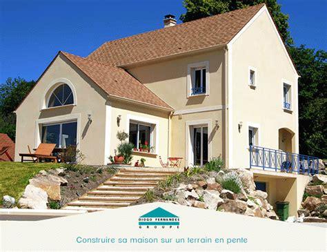 Faire Construire Sa Maison 7 by Construire Sa Maison Sur Un Terrain En Pente Conseils