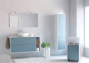 meuble salle de bain bleu marine solutions pour la