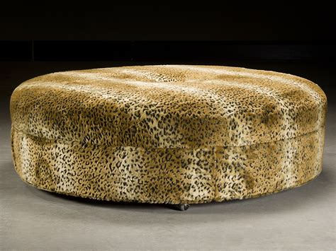 cheetah ottoman cheetah print ottoman luxury furniture